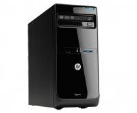 НАСТОЛЕН КОМПЮТЪР, HP Elite 7500 Microtower i3-2120, 2GB 500GB, Win 8 Pro 64