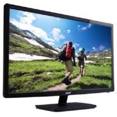 "Monitor Acer V196HQLAb, LED, 18.5"" (47 cm), Format: 16:9, Resolution: WXGA (1366x768), Response time: 5 ms, Contrast: 100M:1"