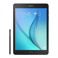 "Tablet Samsung SM-P550 GALAXY Tab А with S-Pen, 9.7"", 16GB, Wi-Fi, Black"