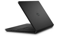 "Лаптоп, Dell Vostro 3568, Intel Core i3-7100U (up to 2.40GHz, 3MB), 15.6"" HD (1366x768) Anti-Glare, HD Cam, 4GB 2400MHz DDR4, 128GB SSD, DVD+/-RW, Intel HD Graphics 620, 802.11ac, BT 4.2, Linux, Black"