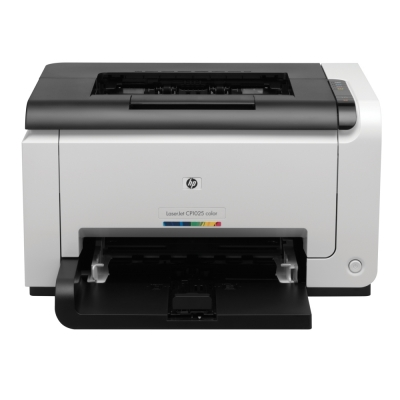 Лазерен принтер, HP LaserJet CP1025 Color Printer